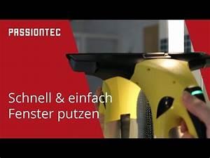Kärcher Fenster Putzen : k rcher wv 5 plus fensterreiniger test unboxing youtube ~ Eleganceandgraceweddings.com Haus und Dekorationen