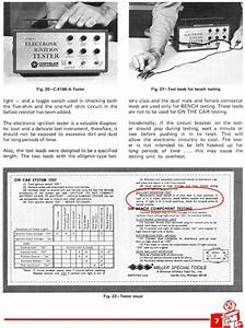 1973 Chrysler And Imperial Electronic Ignition Diagnosis And Repair Service Book From The Master