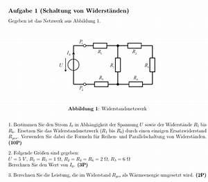 Schaltung Berechnen : schaltung reihen und parallelschaltung nanolounge ~ Themetempest.com Abrechnung