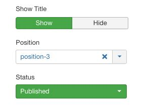 How To Create A Form In Joomla Module by How To Create A Joomla Contact Form Module