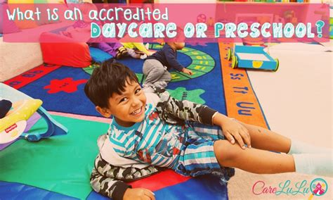what is an accredited daycare or preschool 786 | What is an accredited daycare or preschool 704x422