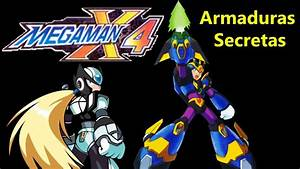 Vídeo Extra de Megaman X4 (PS1) - Ultimate Armor e Black ...