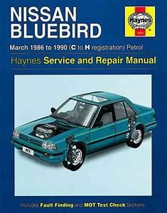 Nissan Bluebird Petrol 1986