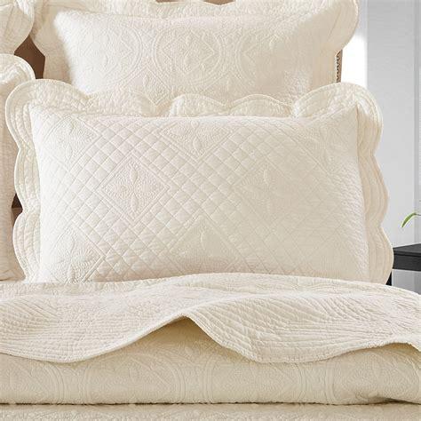 quilted pillow shams quilted pillow shams picture thenextgen furnitures