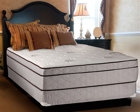 Continental Sleep Orthopedic Full Box Spring Mattress