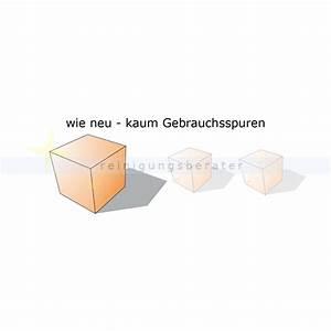 Wesco Mülleimer 50 L : wesco push two wei 50 l 175861 01 b ware zweitware ~ Frokenaadalensverden.com Haus und Dekorationen