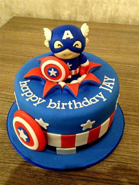 captain america cake ideas captain america cake designs