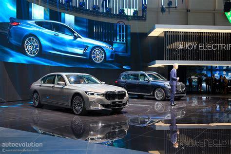 2020 Bmw 7 Series Look Dignified In Geneva