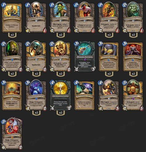 Hearthstone Zoolock Deck Tgt by Deck Paladin Eboladin Tgt Hearthstone Heroes Of