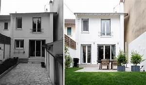 Renovation Maison Avant Apres Travaux : avant apr s r novation d 39 une maison de ville avec un ~ Zukunftsfamilie.com Idées de Décoration