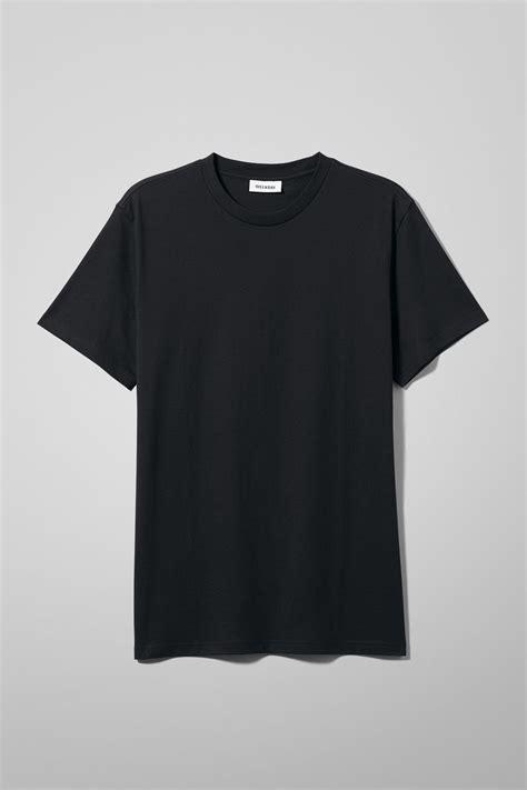 T Shirt Oceanseven A alan t shirt black t shirts tops weekday