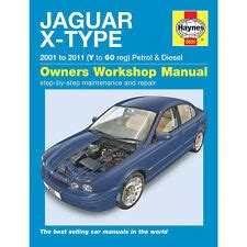 jaguar workshop manual ebay
