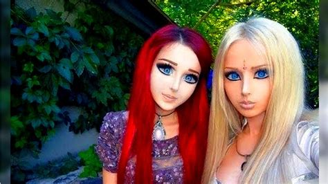 10 Reallife Human Barbie Dolls