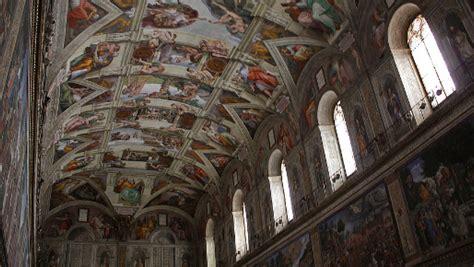 la chapelle sixtine ferme pour pr 233 parer le conclave
