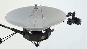 voyager satellite 3D Models - CGTrader.com