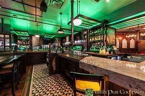 Modern Pub Design and Build by the Irish Pub Company