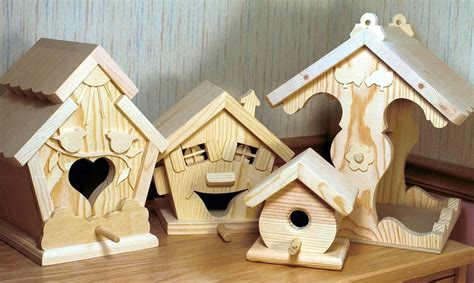 woodworking plans  birdhouses   feeder full