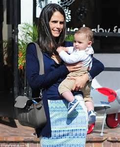Jordana Brewster films Fast And The Furious 7 with Paul ...