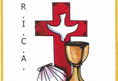 Church Cross Clipart Cartoon Baptism Joint Symbol