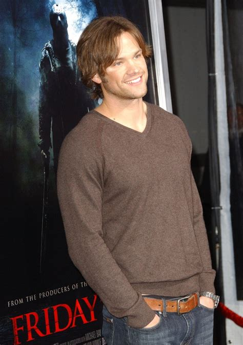 cut jared padaleckis hairstyle shaggy mens
