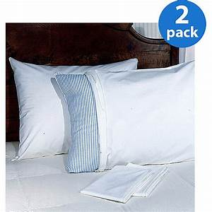 allergy relief pillow protectors 2 pack walmartcom With best pillow protectors for allergies