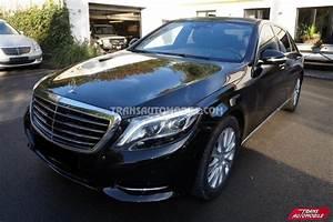 Mercedes Classe S Limousine : prix mercedes classe s 350 limousine turbo diesel mercedes afrique export 1612 ~ Melissatoandfro.com Idées de Décoration