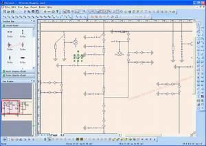 Electrical Circuit Visio