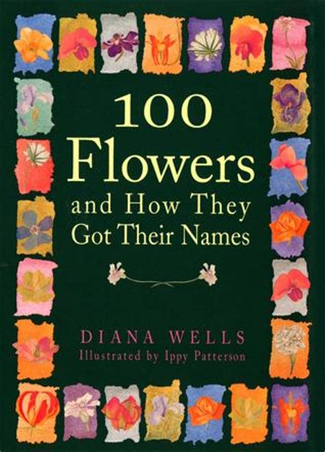 flowers      names  diana wells