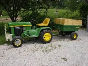 1969 John Deere 110 8hp   - John Deere Tractor Forum