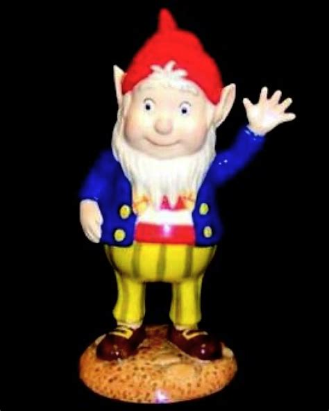 royal worcester big ears  noddy character figurine