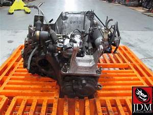 98 02 Honda Accord Euro R Prelude Manual Lsd Transmission