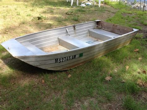 14 Foot Jon Boat Trailer Craigslist by 14 Ft Aluminum Boat Craigslist