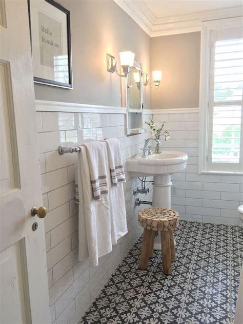 vintage bathrooms designs vintage farmhouse bathroom remodel ideas on a budget 45