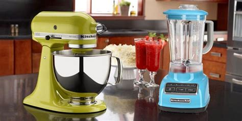 15 Colorful Appliances To Liven Up Your Small Space