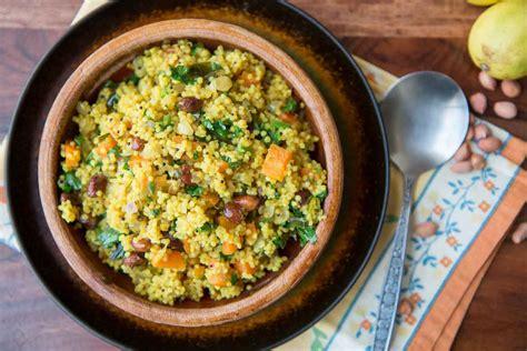 cuisine milet foxtail millet lemon rice recipe elumichai thenai by