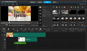 corel videostudio ultimate x10 review rating pcmagcom With free corel video studio templates