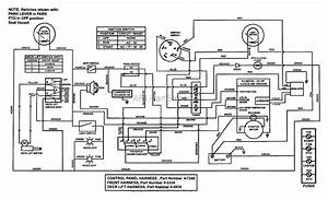 Cub Cadet 2100 Series Wiring Diagram