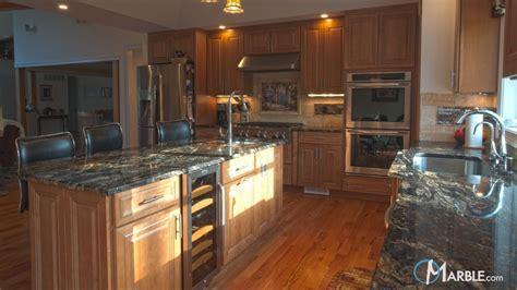Titanium Granite Kitchen Countertops