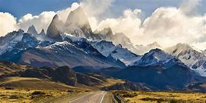El Chaltén, Argentina, Journey from Chile in Patagonia.