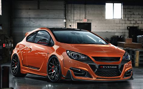 opel astra 2015 opel astra gtc revenge wallpaper hd car wallpapers