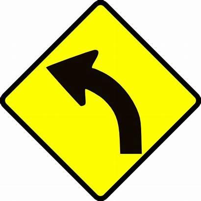 Curve Road Clip Clipart Vector Svg Cliparts