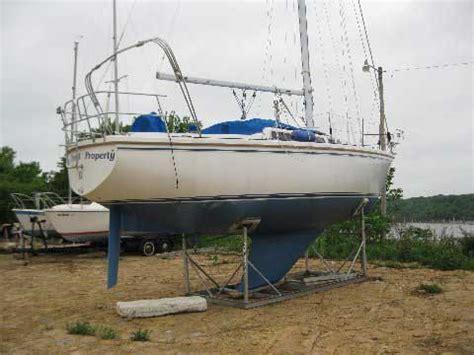 Perry Lake Kansas Boat Rental by 30 1983 Lake Perry Kansas Sailboat For Sale