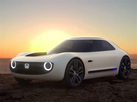 Honda Future Cars by The Honda Sports Ev Concept Makes Electric Cars Look