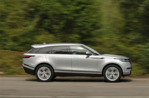 Land Rover Range Rover Velar Modification by Range Rover Velar Review 2019 Autocar