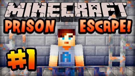 minecraft prison escape ali help