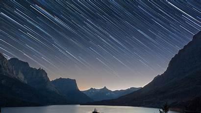 Trail Nature Night Star 5z Sfx Resolutions