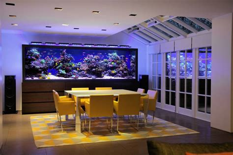 10 home trends that will shape your house in the 1 million aquarium customized fish tanks as home