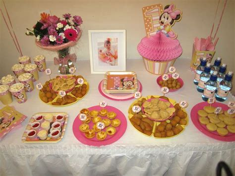 cuisine minnie minnie mouse birthday food ideas pixshark com