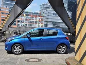 Essai Toyota Yaris Hybride : en images essai toyota yaris restyl e 2014 essai toyota yaris hybride 2014 ~ Gottalentnigeria.com Avis de Voitures