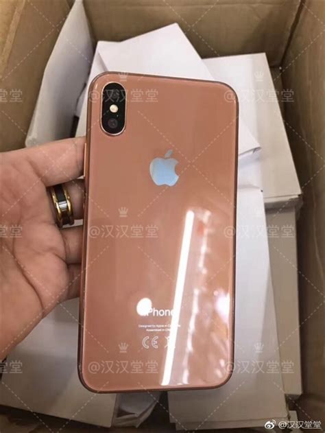 iphone 8 leak reveals new iphone 8 leak reveals color choice mobobyte